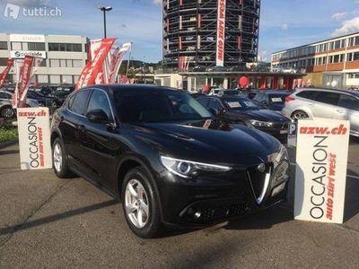 gebraucht Alfa Romeo Stelvio 2.2JTDM Super Q4 Autom. 210 PS
