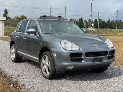 gebraucht Porsche Cayenne S