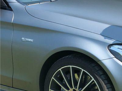 gebraucht Mercedes C43 AMG C-KlasseAMG 4matic Coupé