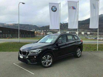 gebraucht BMW X1 xDrive 18d Sport Line