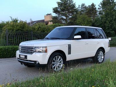 gebraucht Land Rover Range Rover 5.0 V8 SC Automatic