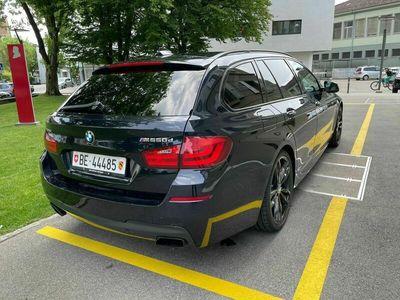 gebraucht BMW M550 5er d