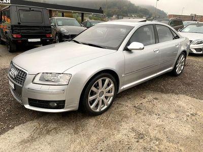 gebraucht Audi S8 5.2 V10 quattro tiptronic