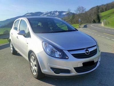 gebraucht Opel Corsa Corsa D 14D 14