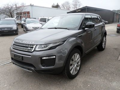 gebraucht Land Rover Range Rover evoque 2.0 Si4 SE Advantage AT9