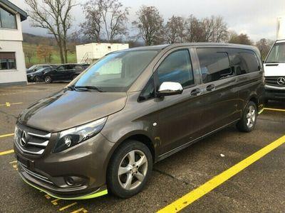gebraucht Mercedes Vito 119 BlueTEC Tourer Select EL 4Matic 7G-Tr