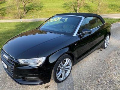 gebraucht Audi A3 Cabriolet 1.8 TFSI Ambition