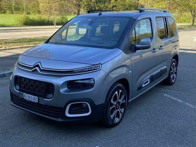 gebraucht Citroën Berlingo Berlingo1.2i PureTech Shine EAT8 (Kompaktvan / Mini