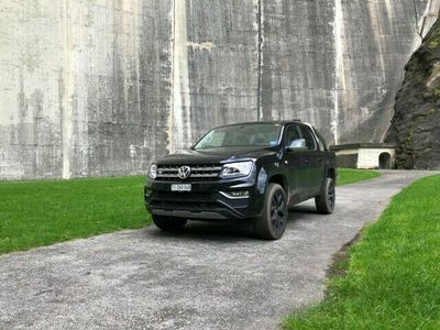 gebraucht VW Amarok 3.0TDI Highline 4Motion Automatic