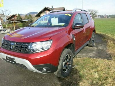 gebraucht Dacia Duster 1.3 TCe Ultimate 4WD