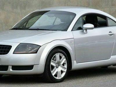 gebraucht Audi TT Coupé 1.8 T quattro