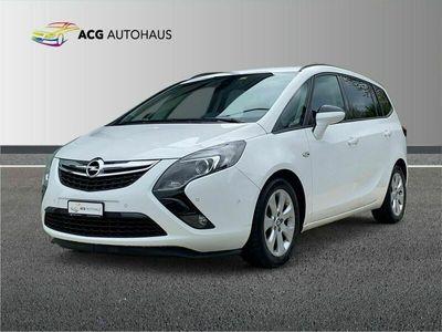 gebraucht Opel Zafira Tourer  2.0 CDTi Sport Automatic