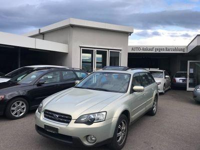 gebraucht Subaru Outback 3.0R AWD H6 Automatic