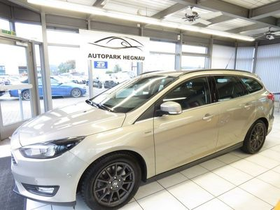 gebraucht Ford Focus 2.0 TDCi Carving Powershift (Automat)