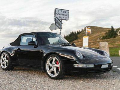 gebraucht Porsche 911 Carrera Cabriolet 911 Carrera Cabrio