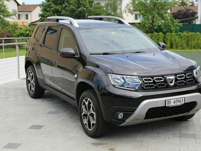 gebraucht Dacia Duster Ultimate Blue dCi 115 4WD E6Dt