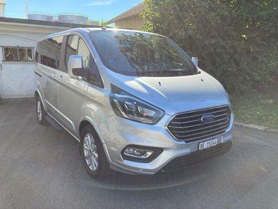 gebraucht Ford Custom Tourneo310 L1H1 Titanium SelectShift A