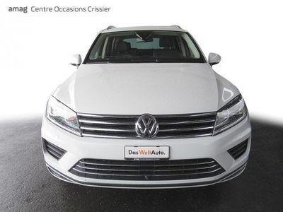 gebraucht VW Touareg 3.0 TDI BMT Terrain Tech Tiptronic
