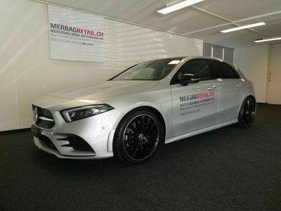 gebraucht Mercedes A250 A-KlasseAMG Line 4Matic
