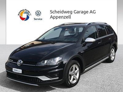 gebraucht VW Golf Alltrack 1.8 TSI 4Motion