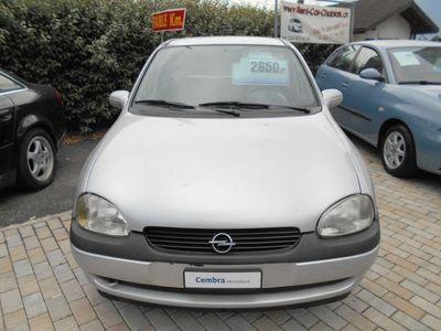 gebraucht Opel Corsa 1.4 16V Avantage