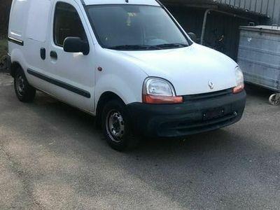 gebraucht Renault Kangoo Kangoo 1.2 lieferwagen1.2 lieferwagen