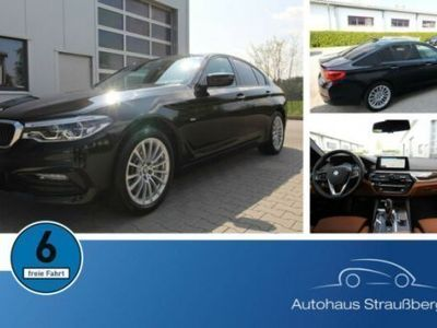 gebraucht BMW 530 d Sport Line NP: 80.000€ HUD ACC LED NAVI PRO