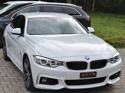 gebraucht BMW 435 Gran Coupé 4er i M-Sportpaket xDrive Steptronic