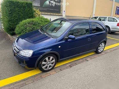 gebraucht Opel Corsa ab Platz