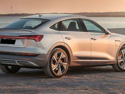 gebraucht Audi E-Tron - Sportback 50 Advanced quattro