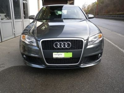 gebraucht Audi RS4 4.2 V8 quattro