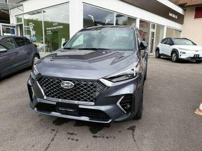 gebraucht Hyundai Tucson Tucson 1.6 TGDI N-Line4WDBENZIN Modell 2019-