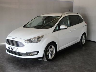 gebraucht Ford Grand C-Max Titanium +XENON+Reling+17&quot +KeyFree++
