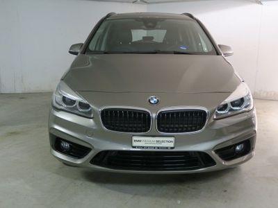gebraucht BMW 220 Gran Tourer d Sport Line Steptronic