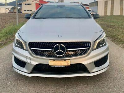 gebraucht Mercedes CLA200 AMG Line 7G-DCT