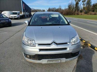 gebraucht Citroën C4 Berline 1.6i 16V VTR
