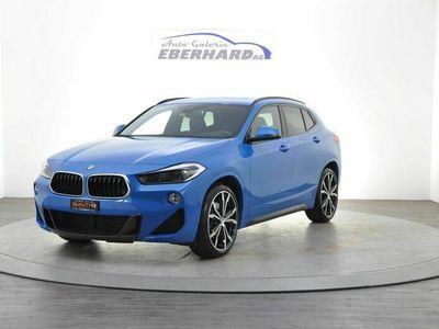 gebraucht BMW X2 X2 xDrive 20d M Sport SteptronicxDrive 20d M Sport Steptronic