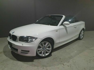 gebraucht BMW 125 Cabriolet 1er i