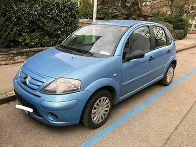 gebraucht Citroën C3 C3 C3, wagen fährt, reparaturen nötig C3 wagen fährt, reparaturen nötig