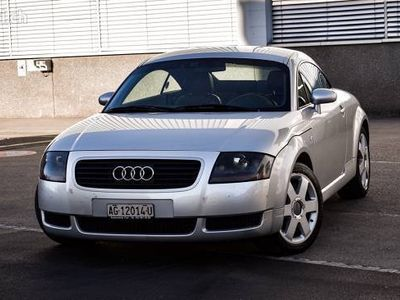 gebraucht Audi TT Coupé 1.8 T ab MFK