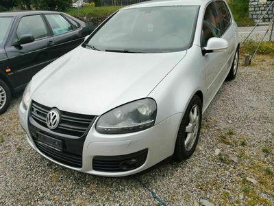 gebraucht VW Golf V GT 140 CV DSG 6 DIFETTATO