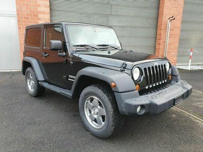 gebraucht Jeep Wrangler 3.6 L