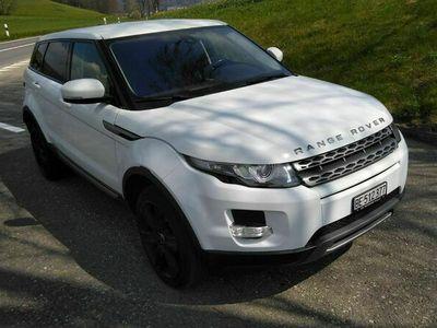 gebraucht Land Rover Range Rover evoque 2.2eD4 Dynamic 2WD