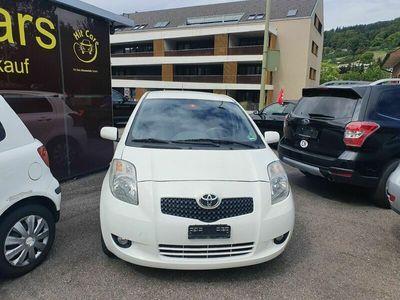 gebraucht Toyota Yaris 1.4 D-4D Linea Luna