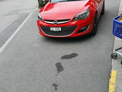 gebraucht Opel Astra Sports Tourer 1.6 T eTEC Active Ed. S/S