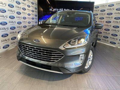 gebraucht Ford Kuga 2.0 EcoBlue Hybrid Titanium
