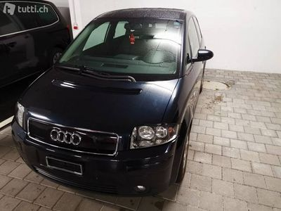 gebraucht Audi A2 1.4 TOP Zustand und sehr gepflegtes Auto