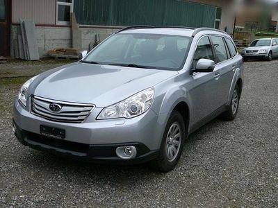 gebraucht Subaru Outback 2.5i Limited AWD