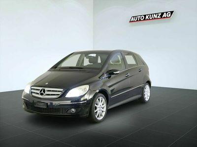 gebraucht Mercedes B200 B-KlasseCDI Sport Avantgarde Aut Navi Xenon