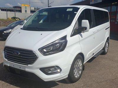 gebraucht Ford Custom Tourneo320 L1H1 Titanium A
